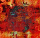 Abstract background painting Royalty Free Stock Photo