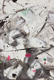 Abstract background of painting detail Royalty Free Stock Photos