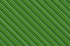 Abstract background, palm leaf effect, striped green eco pattern. Row of diognanal lines Stock Photo