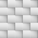 Abstract background paper squares Royalty Free Stock Photo