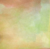 Abstract background paper texture with watercolor stain paint art. Royalty Free Stock Photo