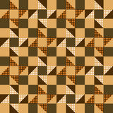 Abstract background, patchwork Royalty Free Stock Photos
