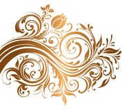 Abstract background with a pattern Stock Photography