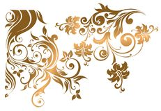 Abstract background with a pattern Stock Images