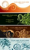 Abstract background with a pattern. vector illustration