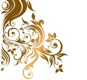Abstract background with a pattern Royalty Free Stock Images