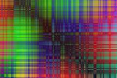 Abstract background pattern of colored horizontal and vertical l Royalty Free Stock Image