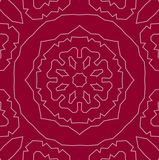 Abstract background pattern, kaleidoscope. Abstract background pattern made from petals rose flowers Royalty Free Stock Photos