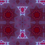 Abstract background pattern, kaleidoscope. Abstract background pattern made from petals rose flowers Stock Images