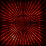 Abstract background with pattern from red lines Stock Image