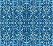 Abstract background pattern from the threads Stock Image