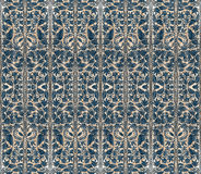 Abstract background pattern from the threads Royalty Free Stock Photo