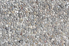 Abstract background paving consisting of small pebbles Stock Photography