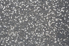 Abstract background paving consisting of small pebbles Royalty Free Stock Image
