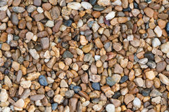Abstract background of pebble stones Stock Photos