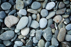 Abstract background with pebbles Royalty Free Stock Photography