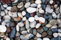 Abstract background with pebbles Stock Photos