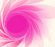 Abstract background with petal Royalty Free Stock Photos