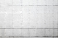 Abstract background photo texture of gray metal wall Royalty Free Stock Photos