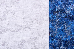 Abstract background from pieces of quilting fabrics Stock Image