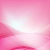 Abstract Background Pink Curve And Wave Element 002 Royalty Free Stock Photo
