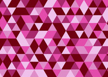 Abstract background. pink mosaic background Stock Photos