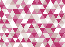 Abstract background. pink mosaic pattern Royalty Free Stock Photo