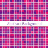 Abstract Background. Pink and purple modern abstract background, excellent vector illustration, EPS 10 Stock Image