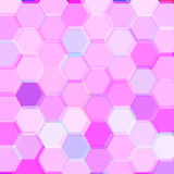 Abstract background with pink rectangles. Raster Stock Photography