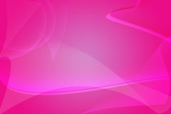 Abstract background pink wave. Pink abstract wave background Conveys a gorgeous sweet Royalty Free Stock Photos