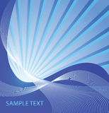Abstract background with a place for your text. Vector illustration royalty free illustration