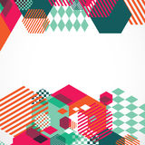 Abstract background with place for your text Stock Photography