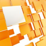 Abstract background plate compositon Stock Image