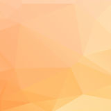 Abstract background polygon delicate color Stock Photo