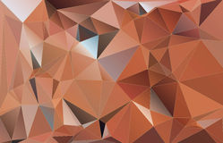 Abstract background polygon Stock Photos
