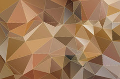 Abstract background polygon Royalty Free Stock Photos