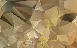 Abstract background polygon Stock Photography