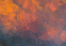 Abstract background polygon Stock Photos