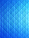 Abstract background polygonal design. Blue Royalty Free Stock Photography