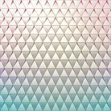 Abstract background of polygonal shape. Abstract 3D minimalistic geometrical background of triangles Royalty Free Stock Photos