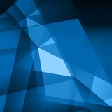 Abstract background, polygonal shapes Stock Photo