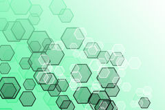 Abstract background with polygons Stock Images