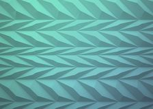 Abstract background of polygons on blue and green background. Abstract background of polygons on blue with green background Stock Images