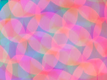 Abstract background psychedelic lights. From RGB led diode display panel Stock Photos