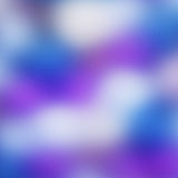 Abstract background with purple colors and bokeh Royalty Free Stock Photo