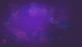 Abstract background. Abstract purple background / digital painting Stock Photo