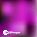 Abstract background-07. Abstract purple vector mesh background with mosaic pattern. Design element for banners or wallpapers vector illustration