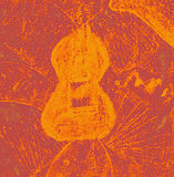 abstract background purple yellow Στοκ φωτογραφία με δικαίωμα ελεύθερης χρήσης