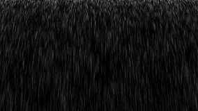 Abstract background with rain Stock Photo