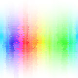 Abstract background, rainbow Stock Photography